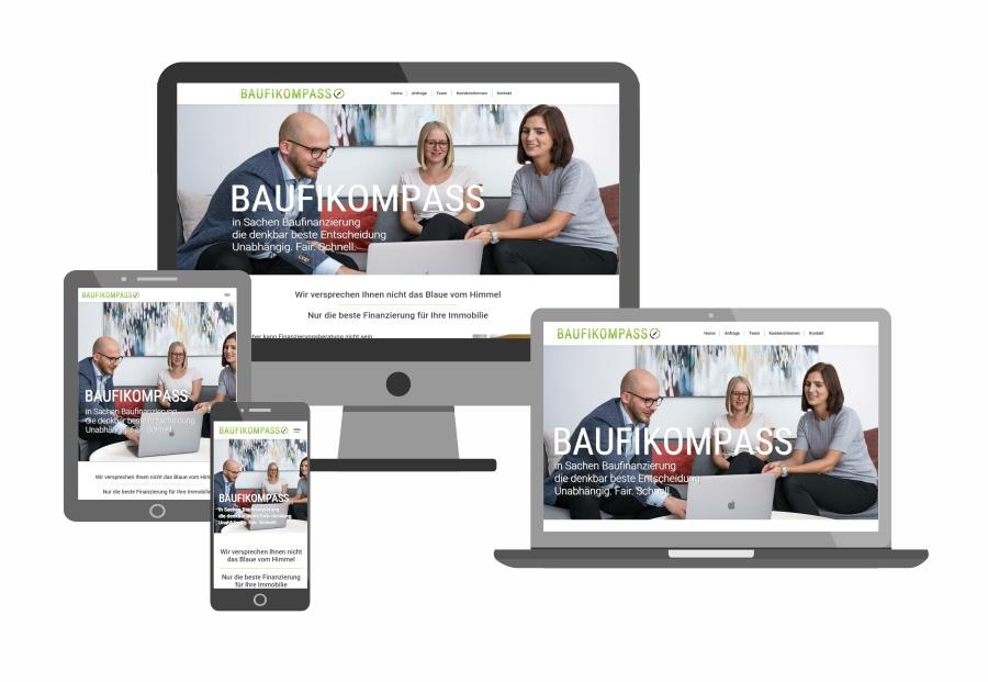 homepage4start - Webdesign Referenzen